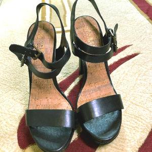Lauren Ralph Lauren Sandals Black Sandals